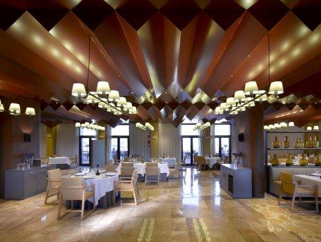Parador de Lorca. Restaurante Helios