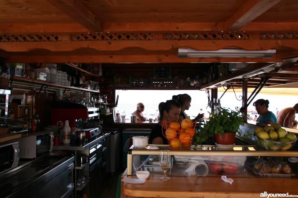 Bar Chiringuito Mikado en los Alcázares