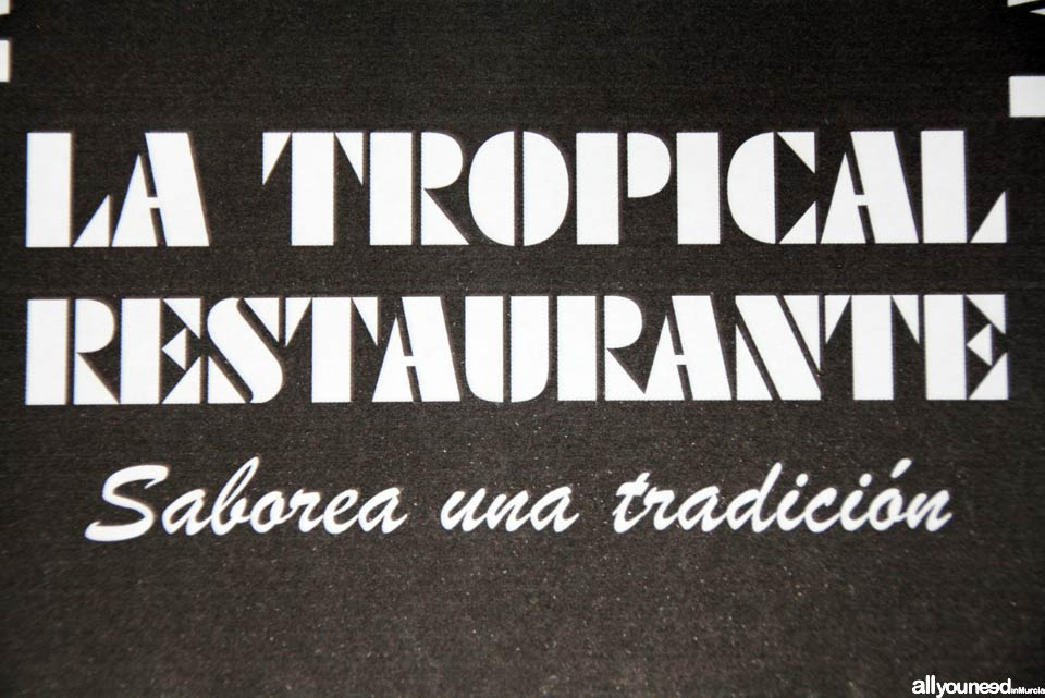 Restaurante La Tropical in Los Alcázares
