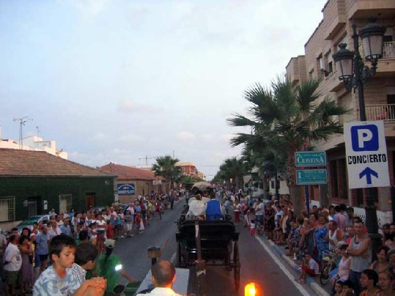 Semana Internacional de la Huerta y el Mar en los Alcázares