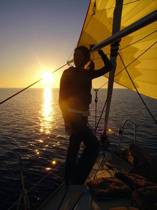 Virazon Charter. Paseos en barco por el Mar Menor