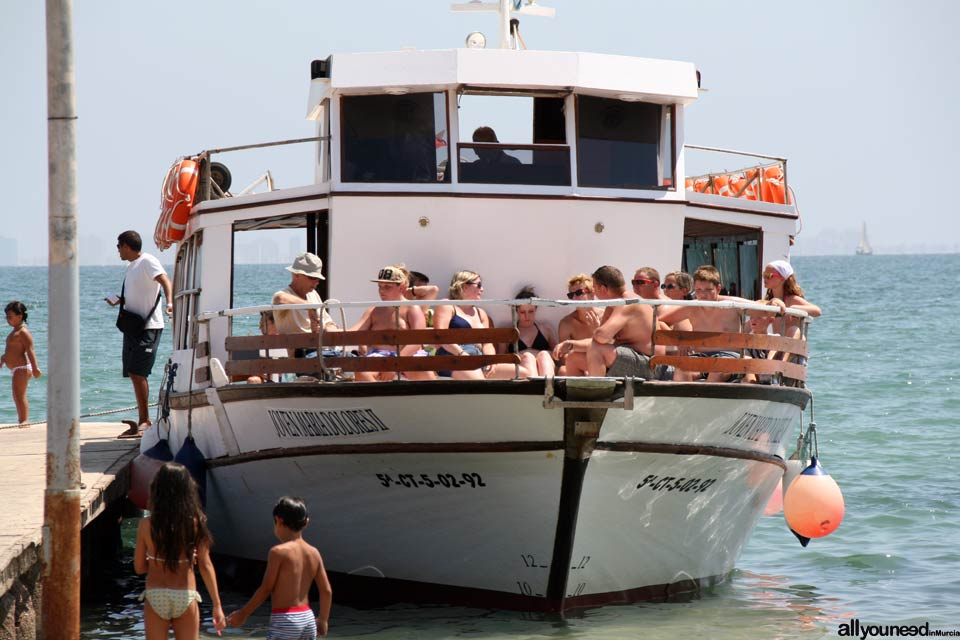 Mar Menor Cruises
