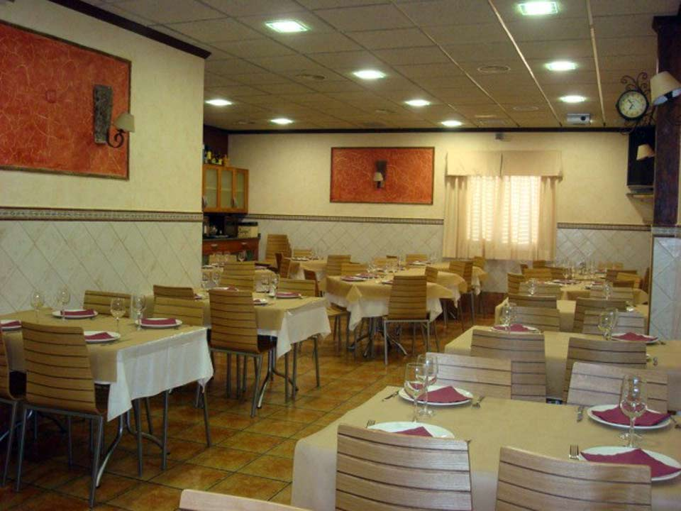 Restaurante el Mata en Mazarrón