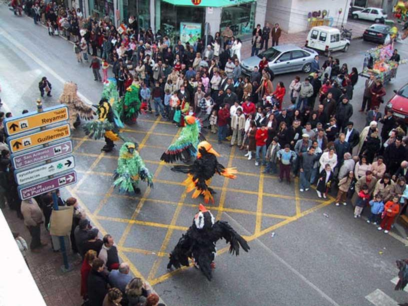 Fiestas de la Purísima Concepción. Mazarrón