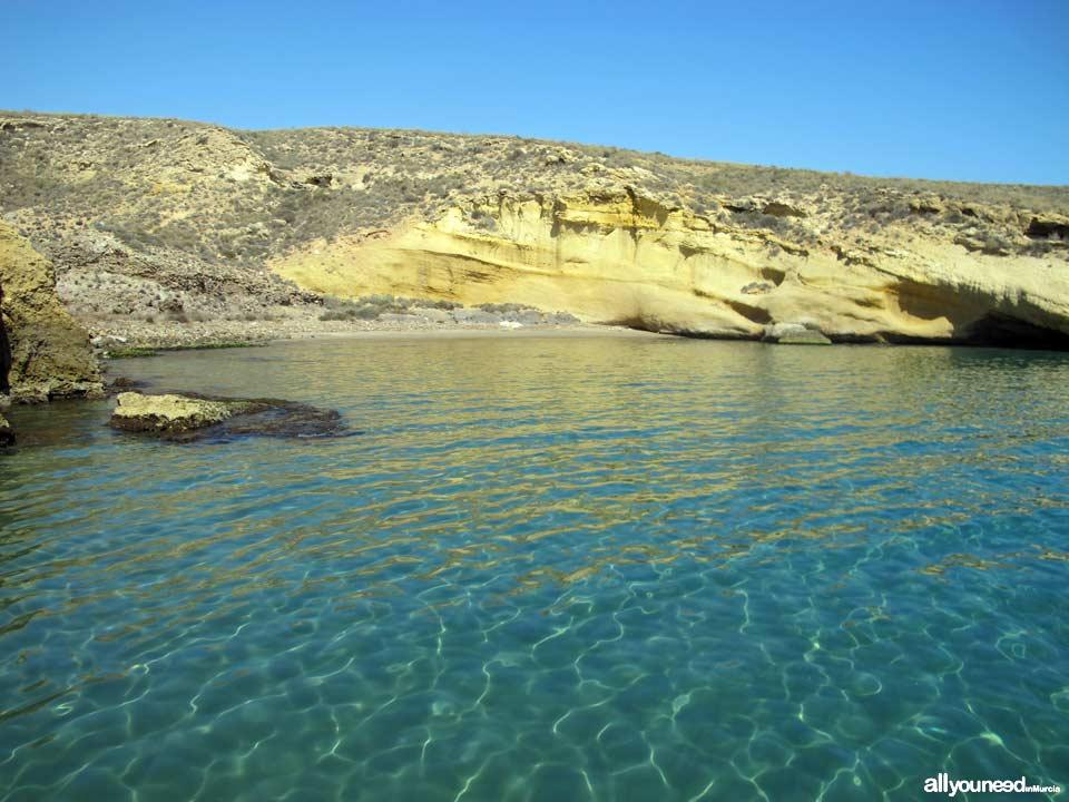 Playas de Mazarrón. Playa del Palomarico