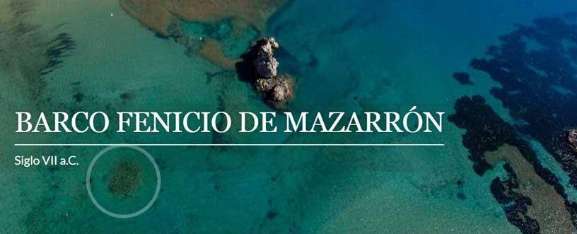 Centro de Interpretación del Barco Fenicio en el Puerto de Mazarrón