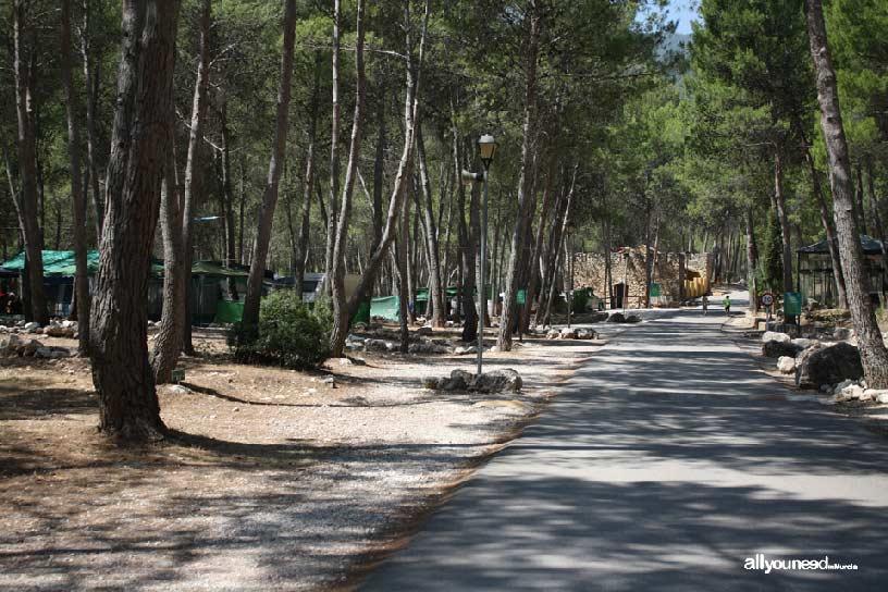 Camping La Puerta en Moratalla