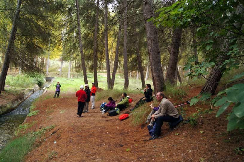 Descubriendo Moratalla. Ruta Pantano del Cenajo