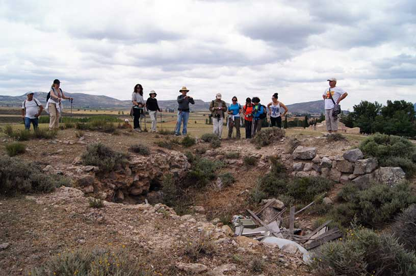 Descubriendo Moratalla. Excursión El Sabinar - Salero del Zacatín