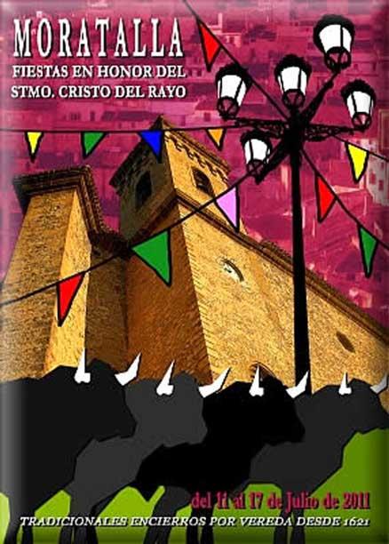 Fiestas del Santísimo Cristo del Rayo en Moratalla