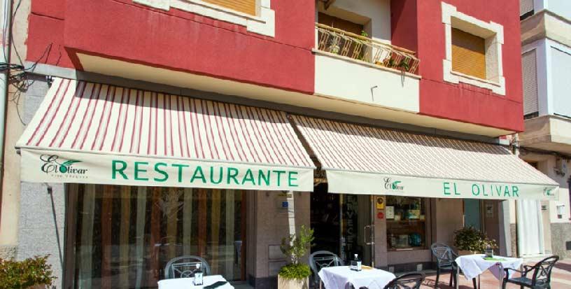 Restaurante El Olivar in Moratalla