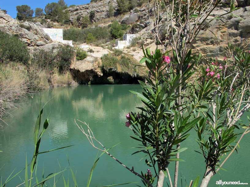 Fuente Caputa in Mula. Murcia