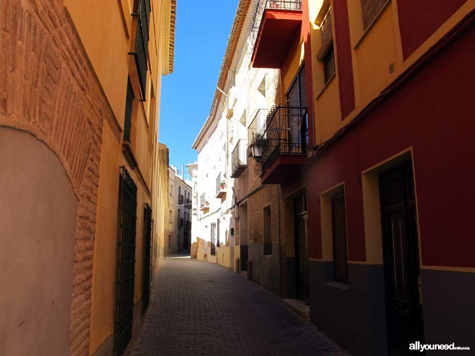 Calle del Grifo