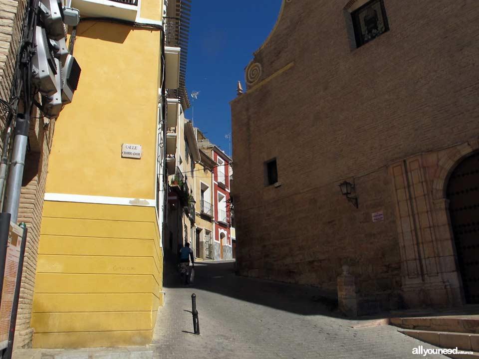Calle Chorrador