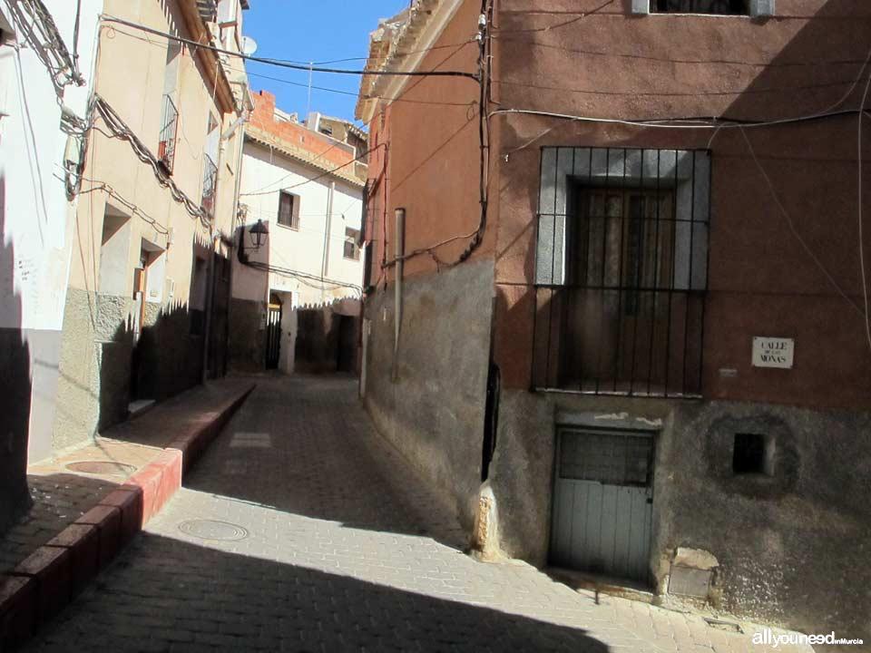 Calle de las Monas