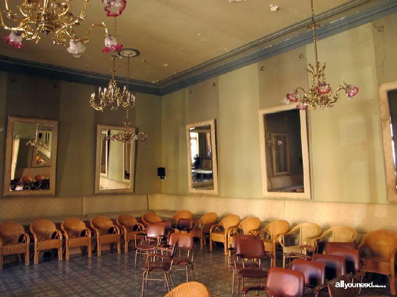 Restaurante Casino Gastrobar en Mula. Foto anterior