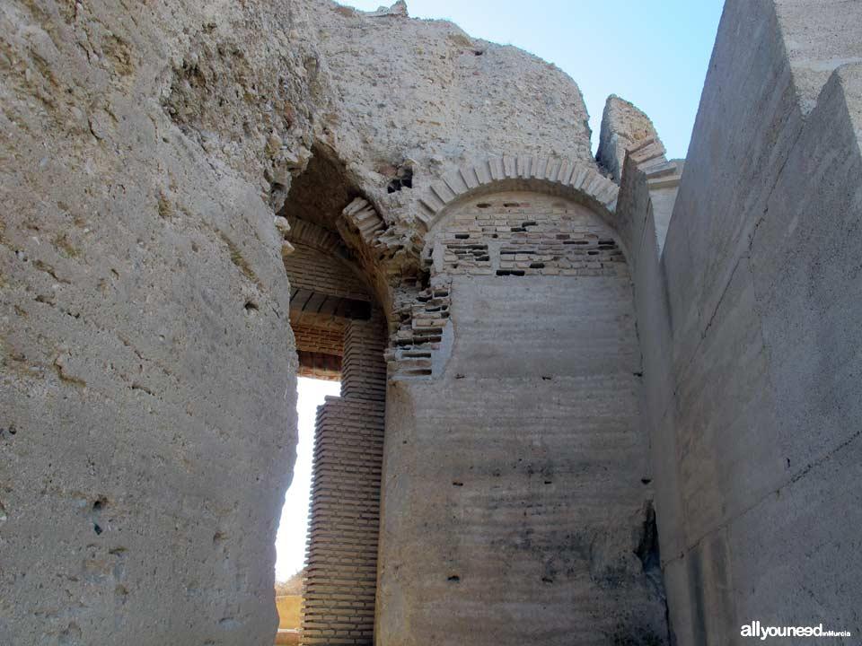 Castillo de Alcalá en Mula. Cómo llegar