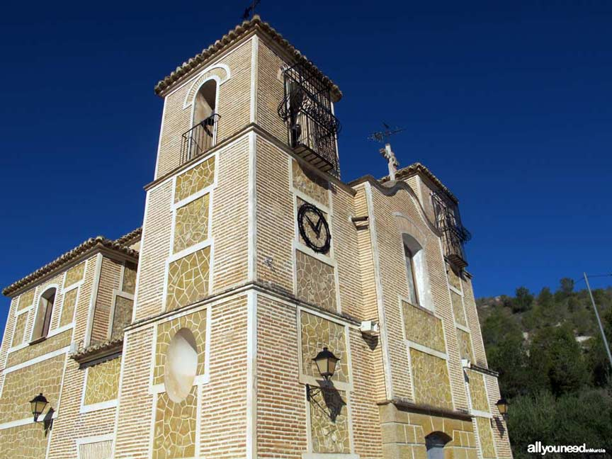 Infant Chapel in Mula