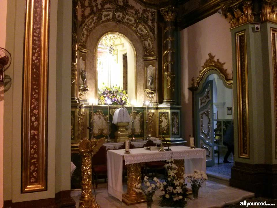 Ermita del Niño de Mula