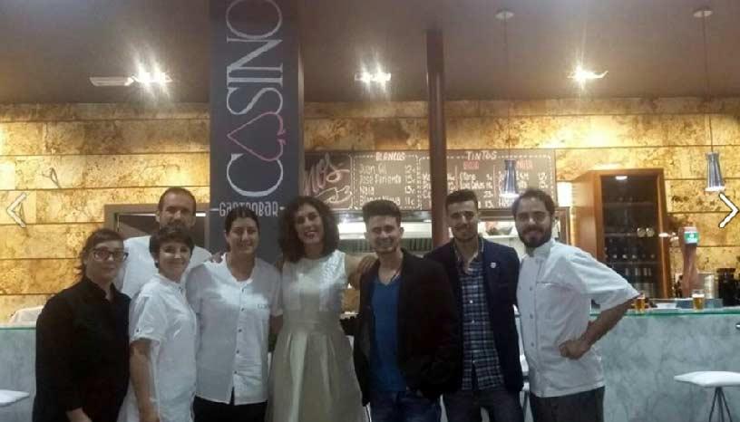 Restaurante Casino Gastrobar en Mula