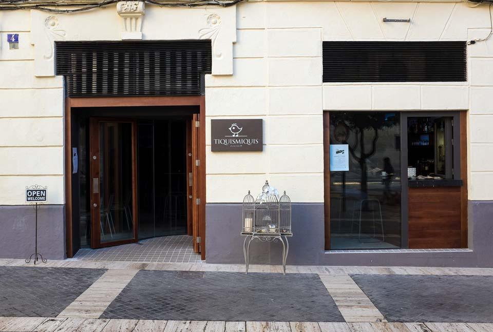 Tiquismiquis Gastrobar & Sushi en Murcia. Cocina de fusión