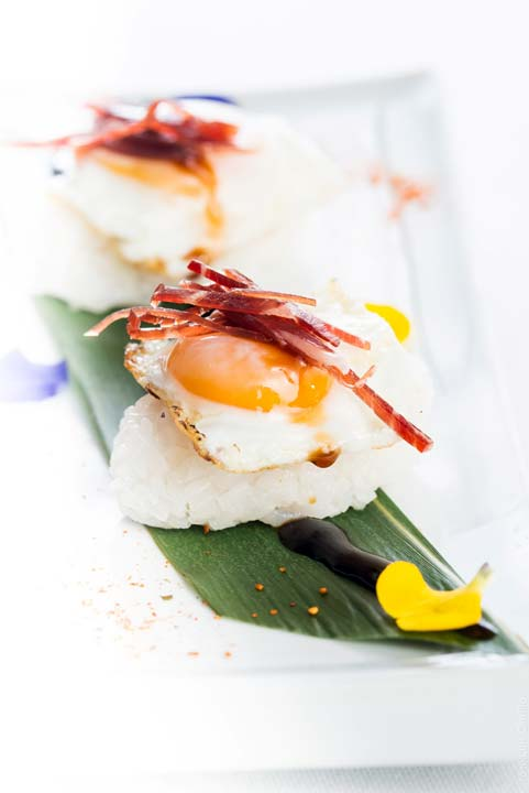 Tiquismiquis Gastrobar & Sushi en Murcia. Cocina de fusión. Nigiri