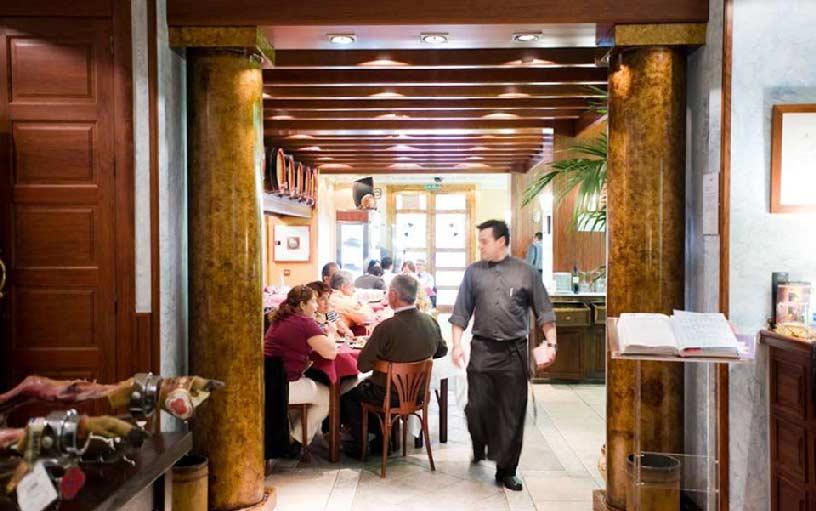 Restaurante El Churra en  Murcia