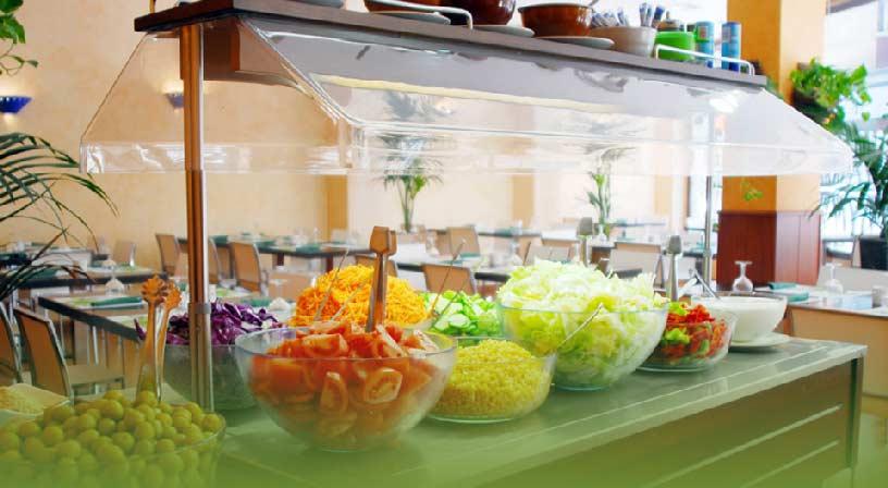 Restaurante Vegetariano Maná en Murcia, comida sana y variada