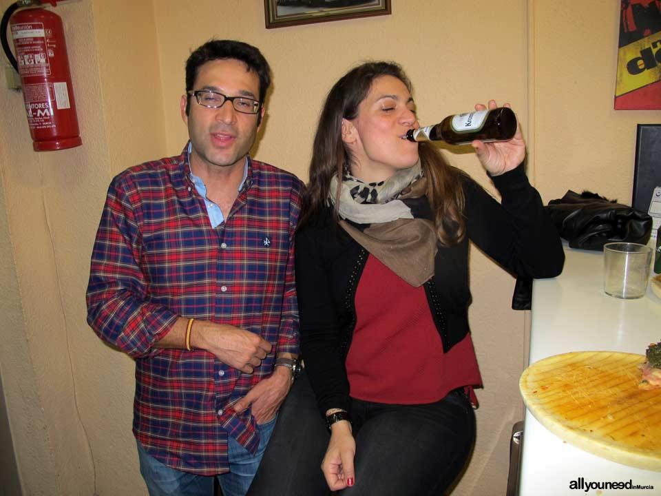 Pizzeria Alemana en Murcia. Riquísimas pizzas artesanas. Clientes satisfechos