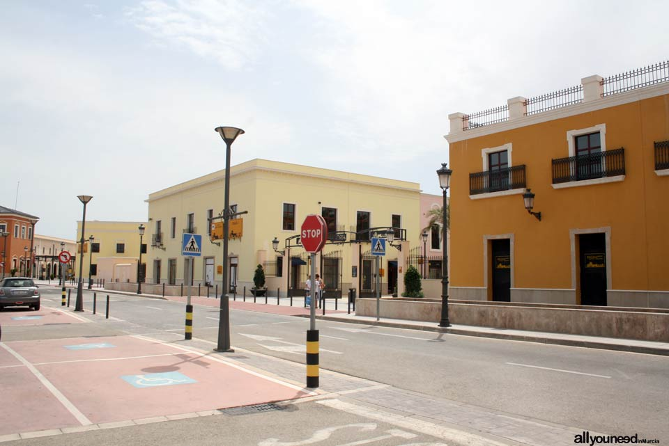 La Noria Outlet Shopping Center