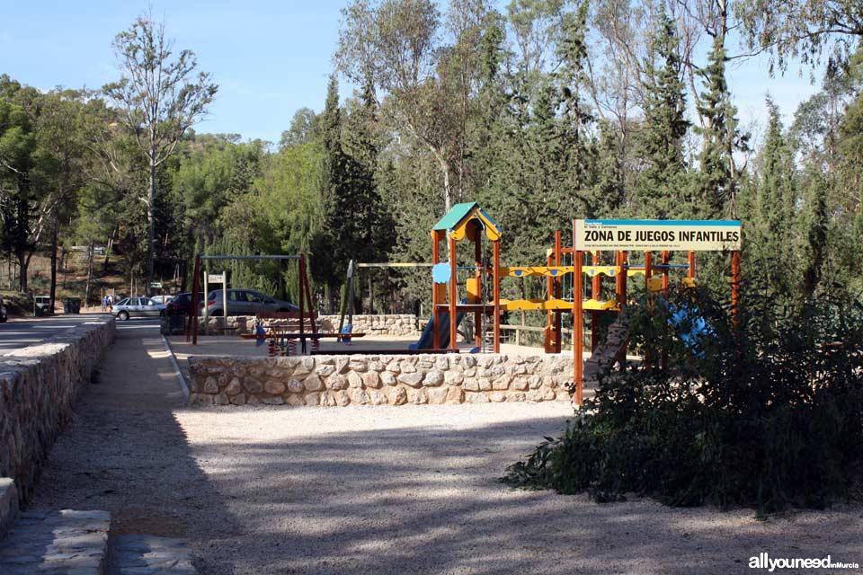 Valley Visitor Center. Recreational area La Balsa