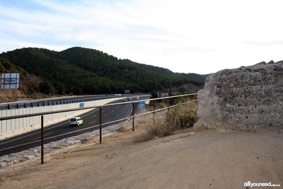 Portazgo Castle. Lower