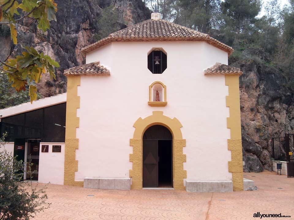 Sendero Cultural de El Valle. SL-MU7. Ermita de San Antonio el Pobre