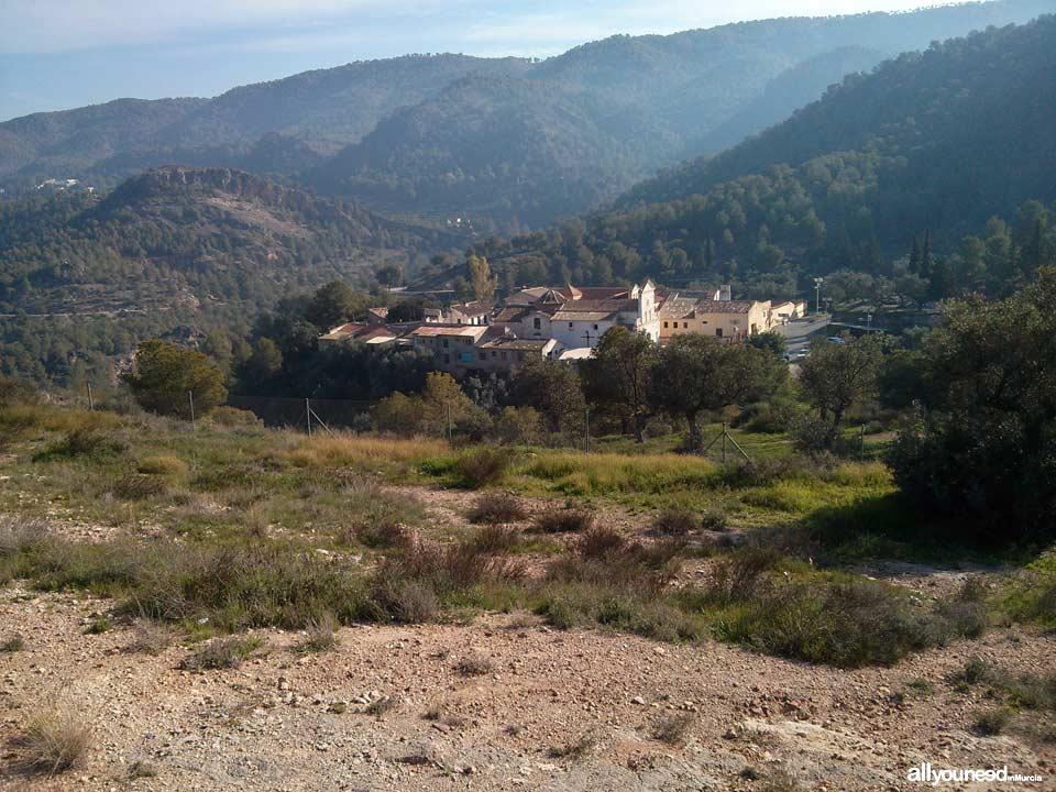 Sendero Cultural de El Valle. SL-MU7. Eremitorio de la Luz