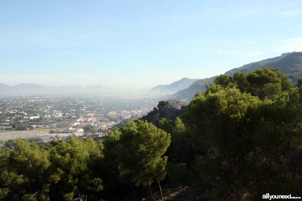 Fuensanta Sanctuary Viewpoint