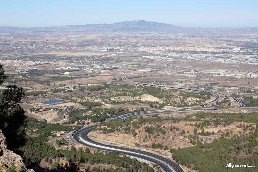 Panoramic Views of Murcia