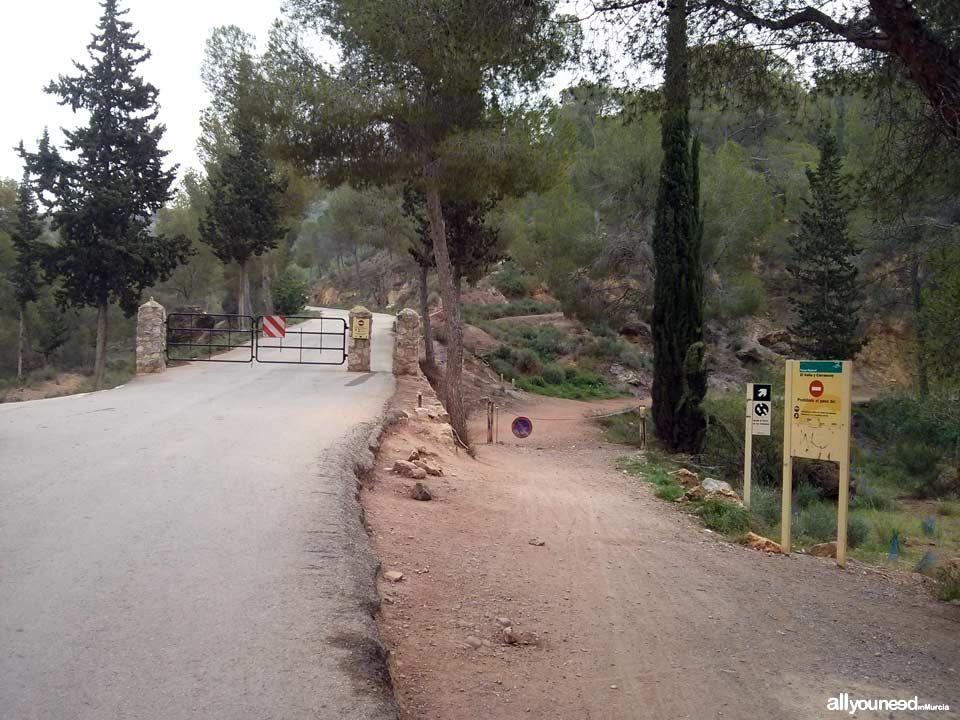 Ruta Albergue del Valle - Senda de las Columnas - Pico del Relojero