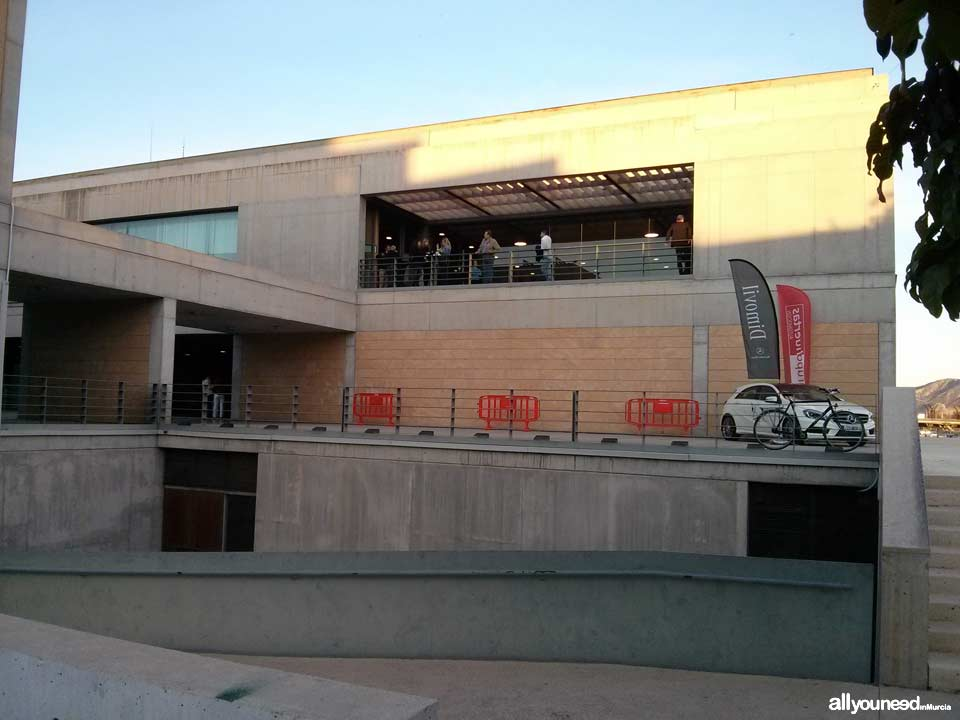 ictor Villegas Auditorium and Congress Center in Murcia. Spain