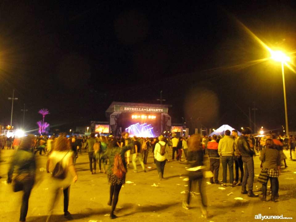SOS 4.8 Festival. Murcia