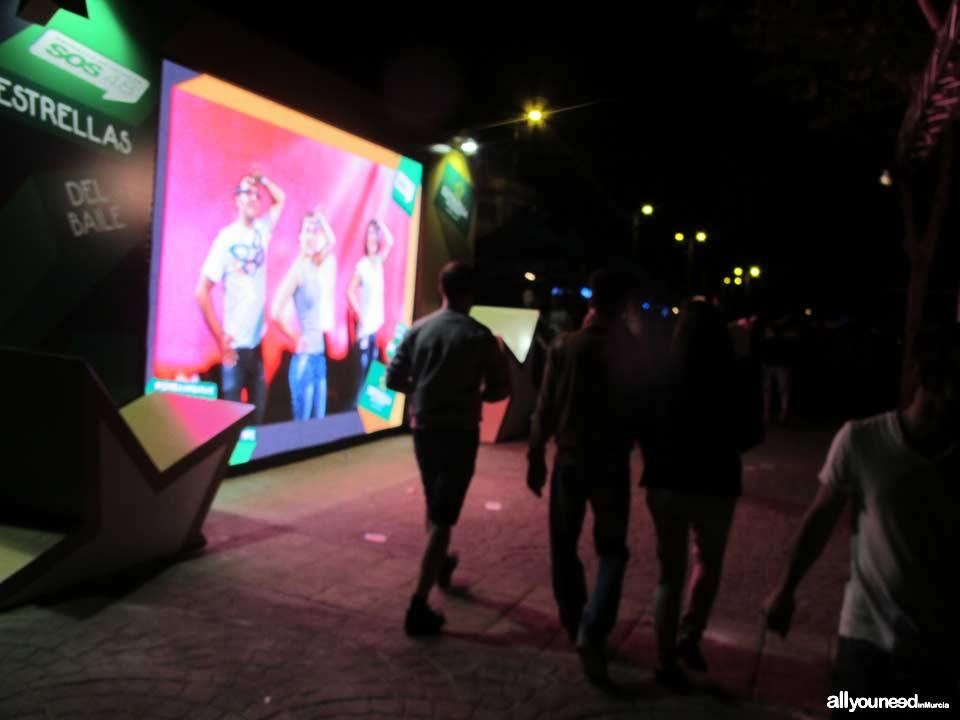 Festival SOS 4.8. Murcia
