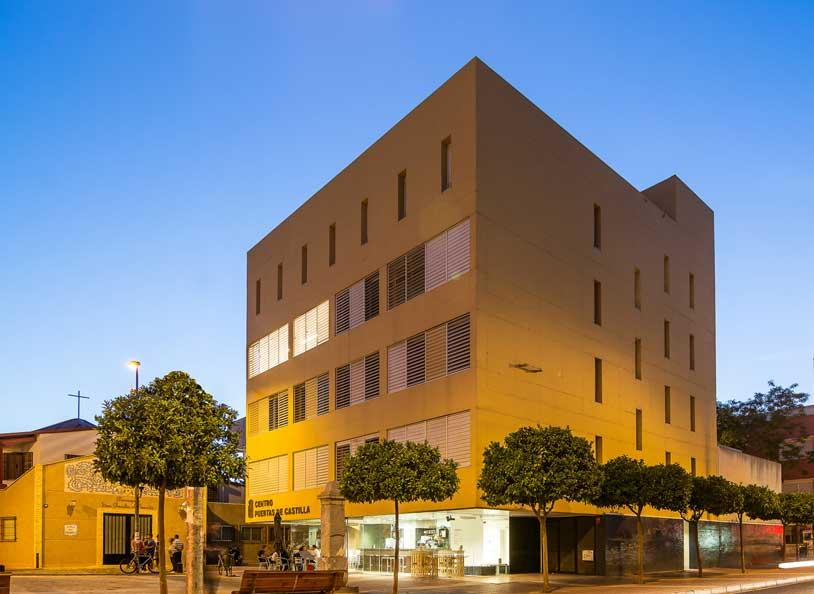 Centro Puertas de Castilla en Murcia