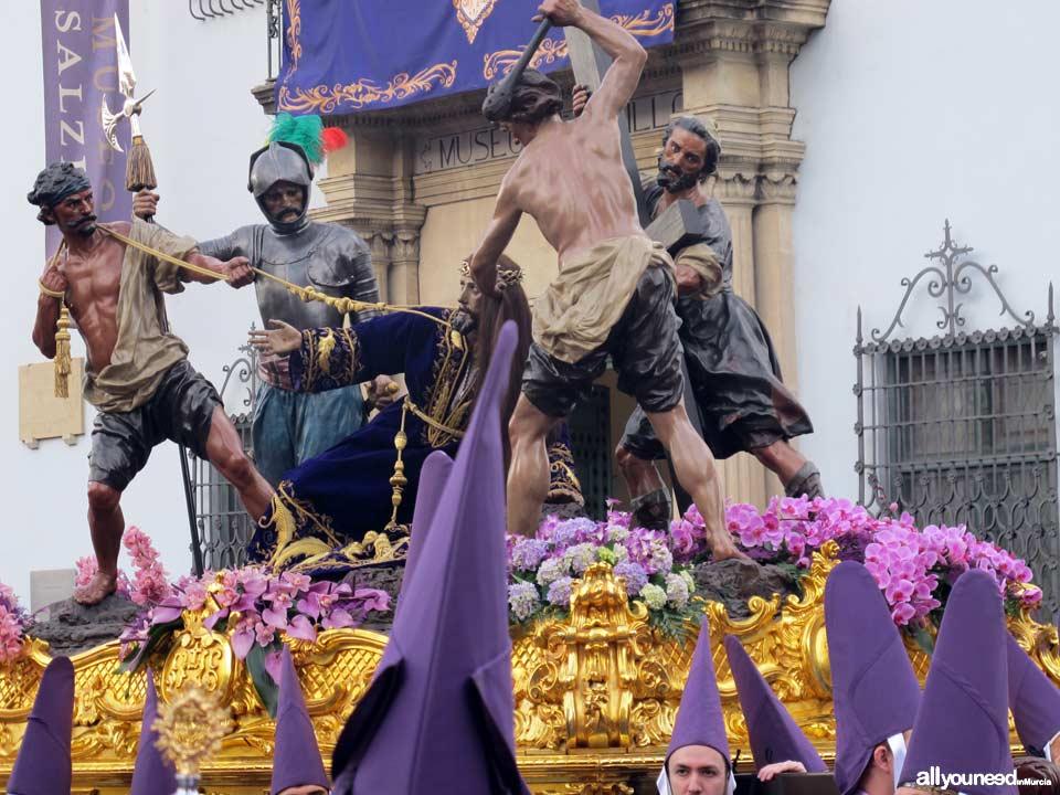 Viernes Santo mañana. Semana Santa en Murcia
