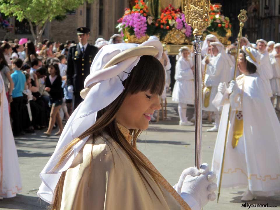 Domingo de Resurrección. Semana Santa en Murcia
