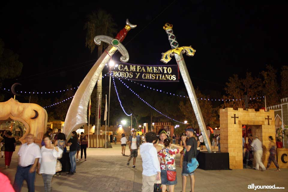 Murcia's September Fair. Moors and Christians