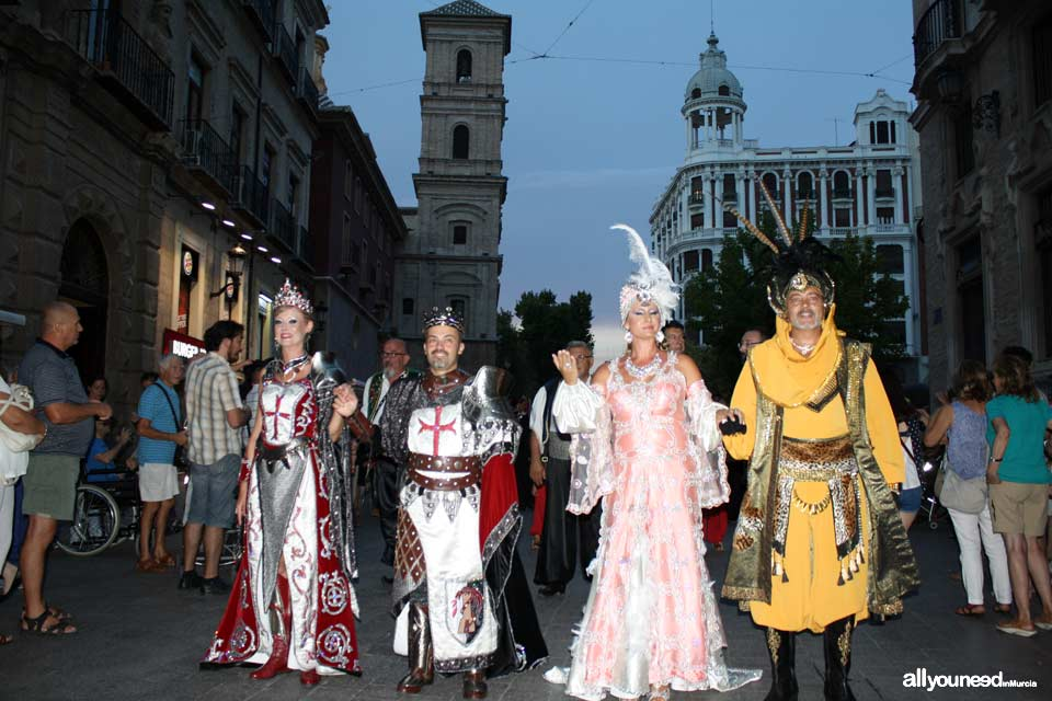 Moors and Christians Festivities. Murcia's September Fair