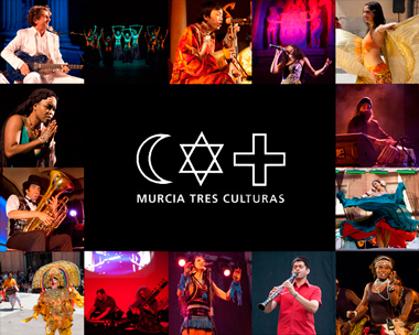 Festival Tres Culturas en Murcia