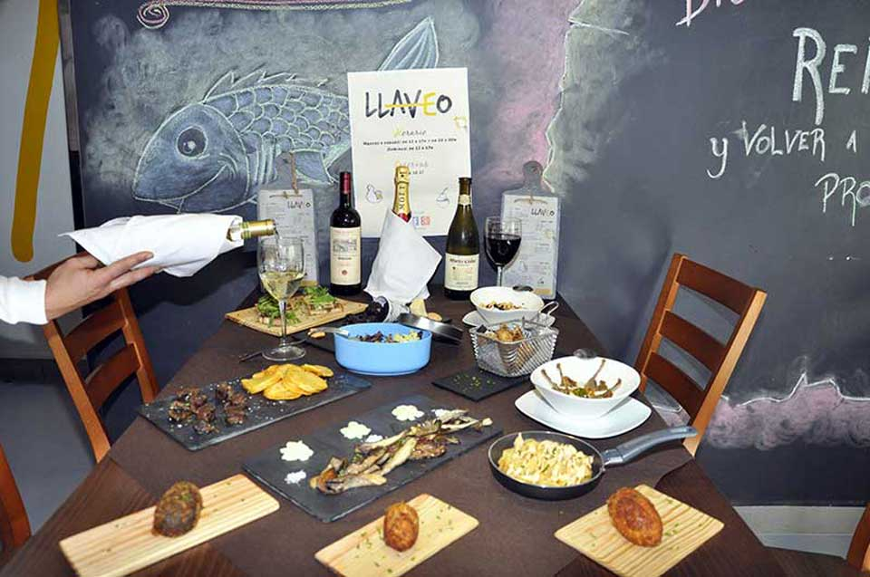 Restaurante-Bar Llaveo in la Alberca -Murcia-