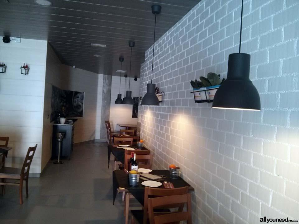 Restaurante-Bar Llaveo en la Alberca -Murcia-