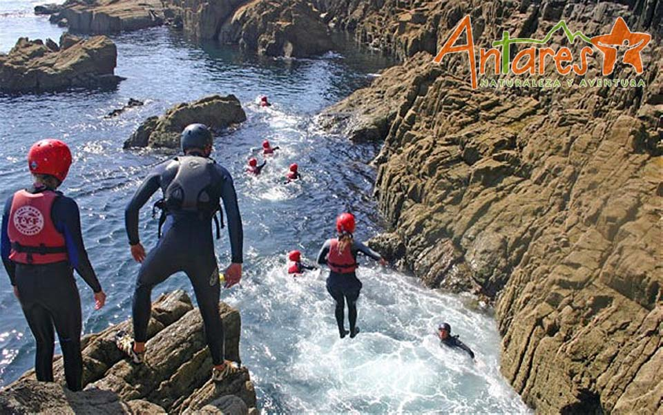 Antares Naturaleza y Aventura. Environmental education, adventure tourism