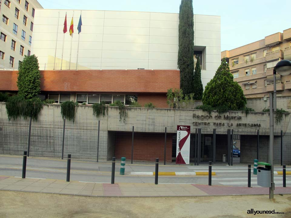 The Handcrafts Center of Murcia